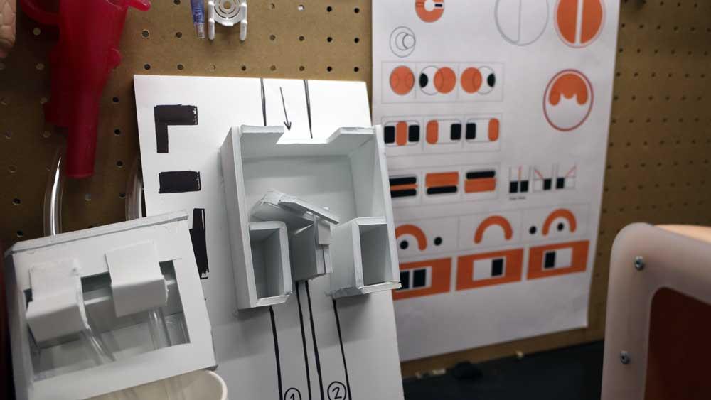 UX/UI Prototypes
