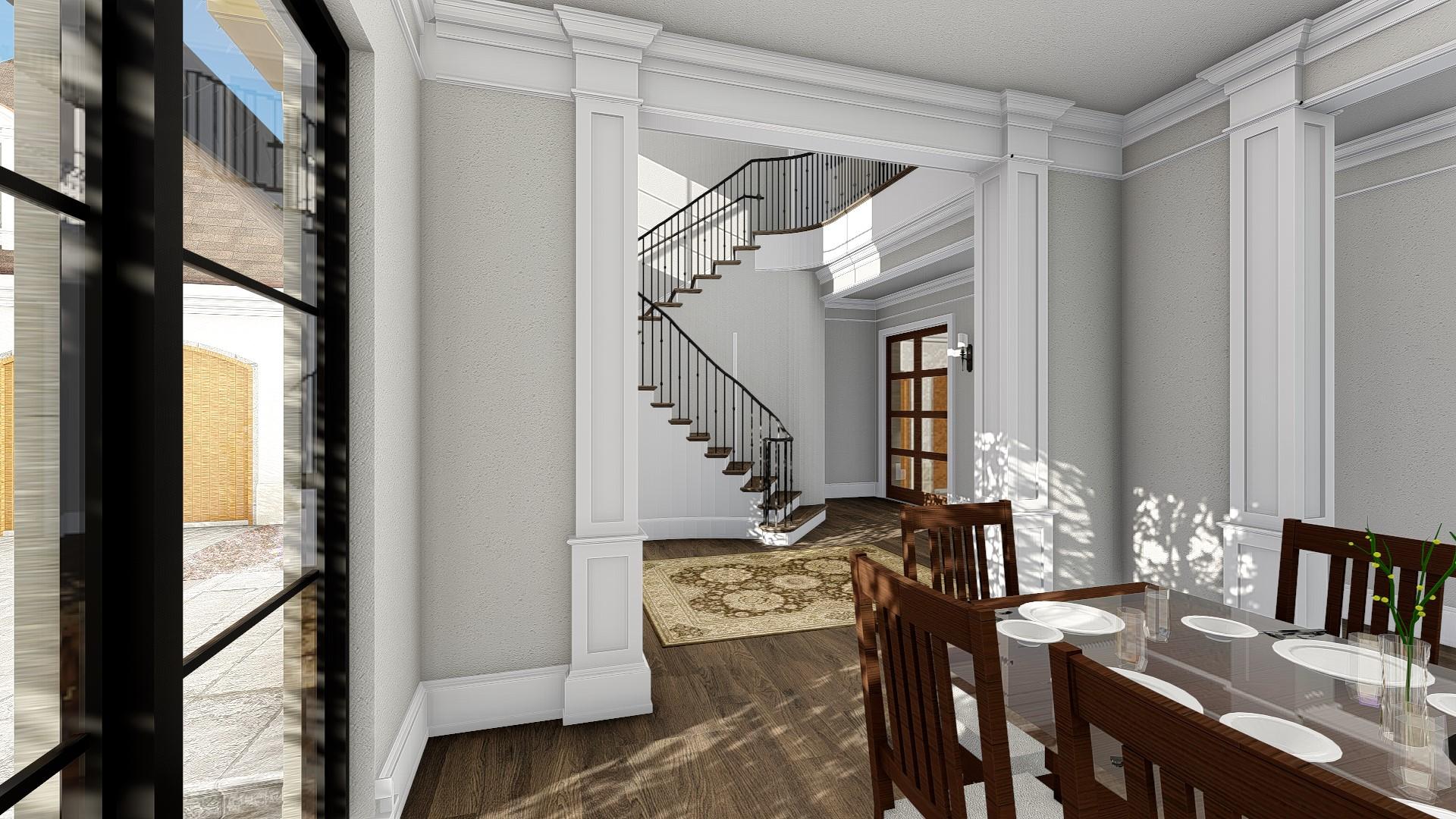 English Residence Interiors
