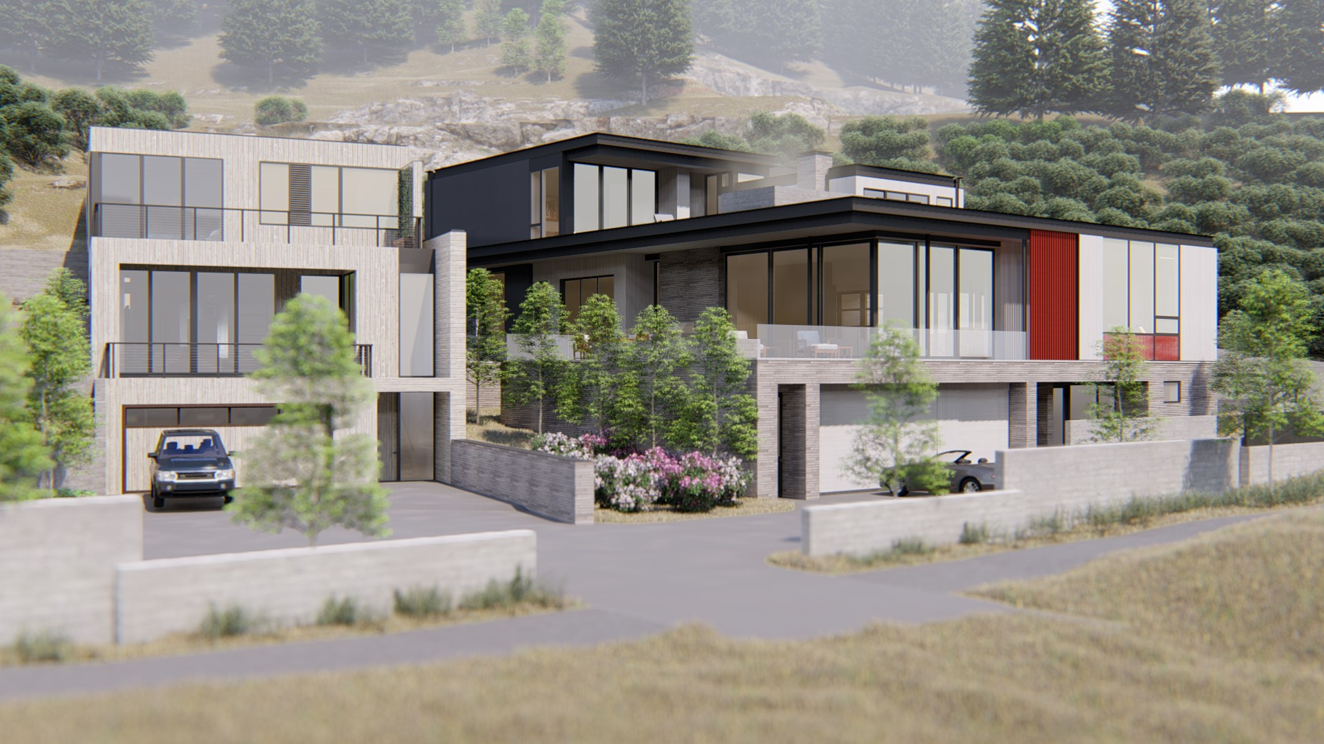 West Aspen Mountain Residence
