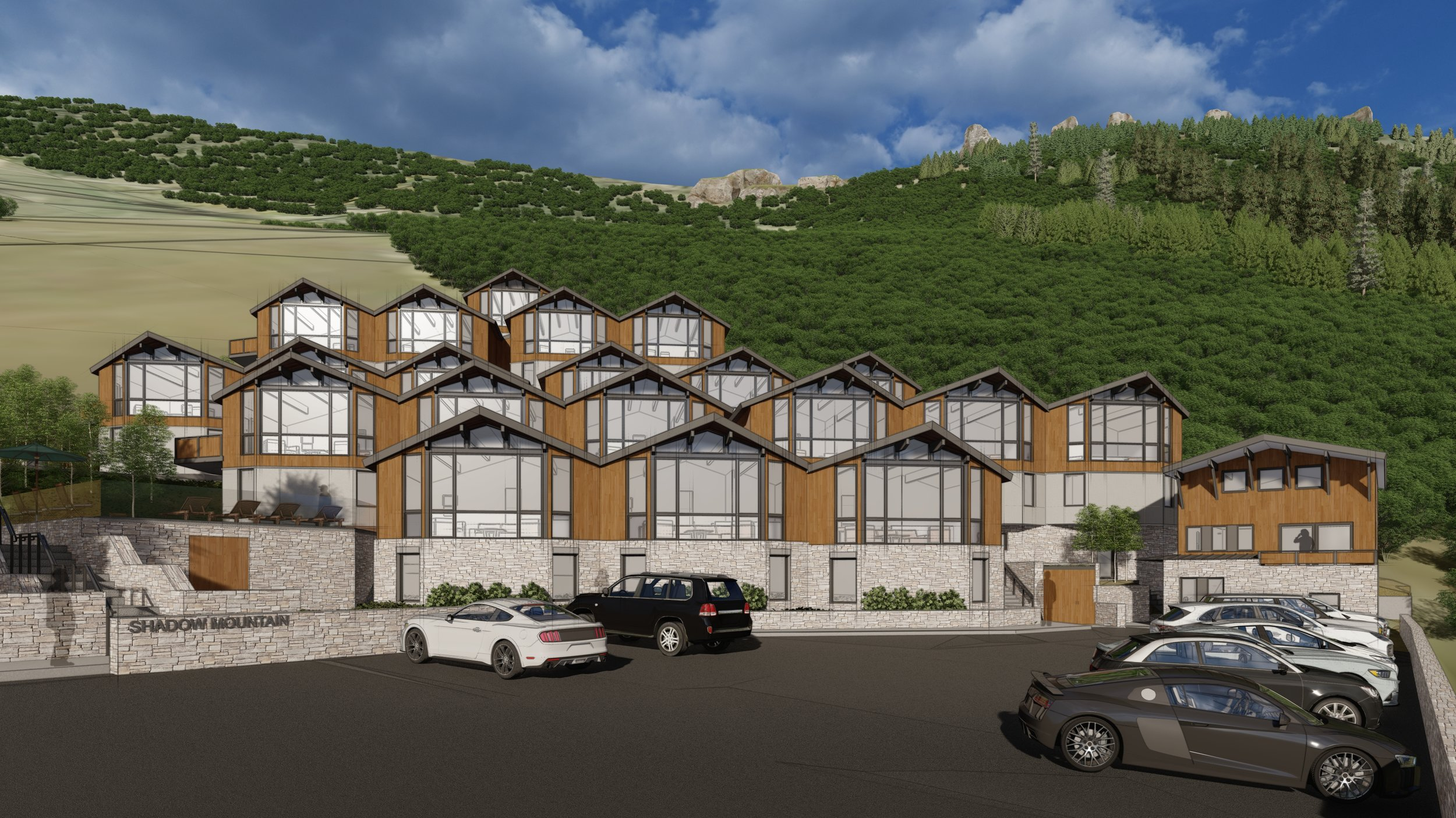 Shadow Mountain Townhomes
