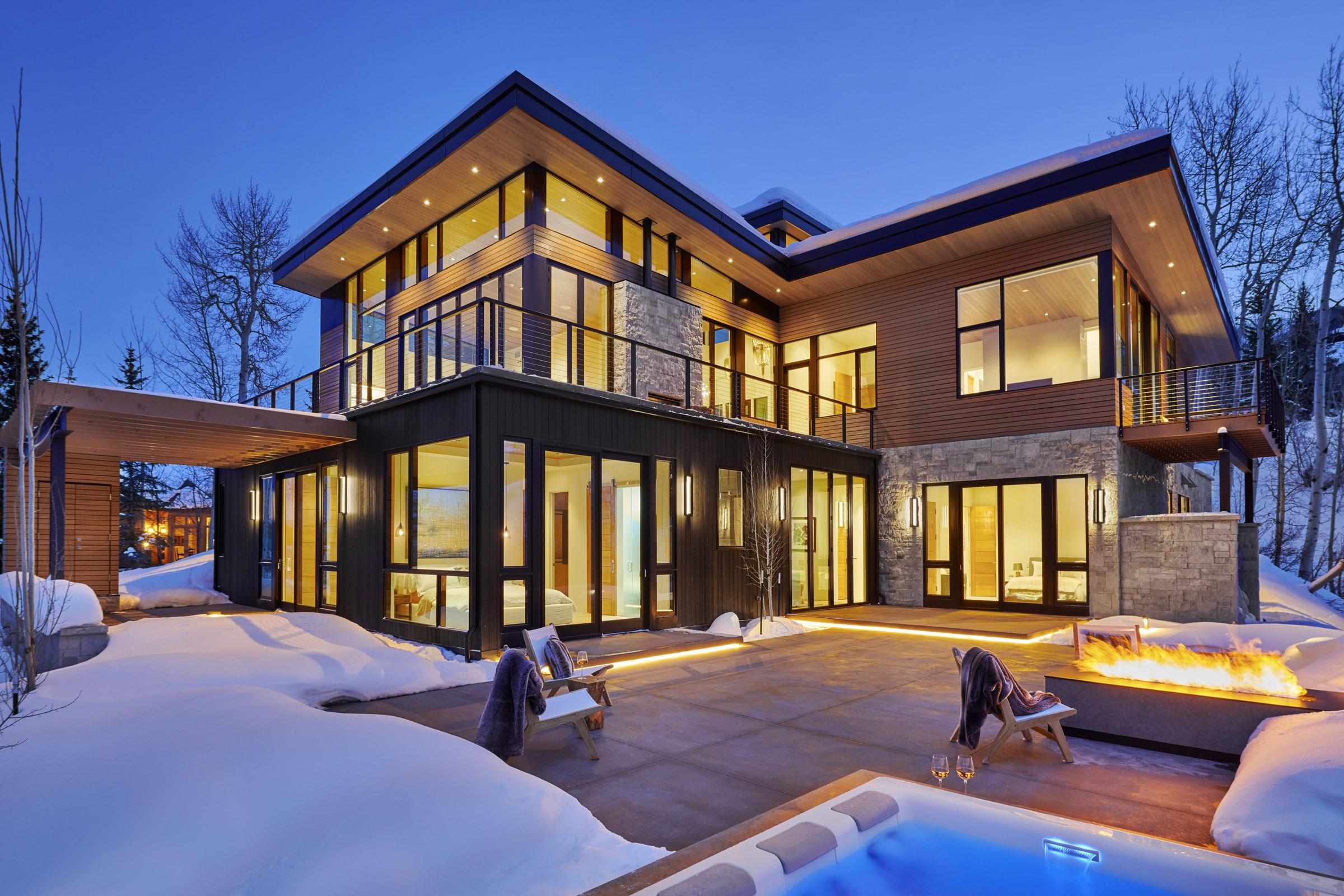 Guggenhill Residence