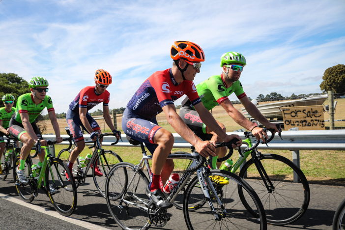 - Heading into the Tour of Thaliand, a UCI 2.1 race, the team was hungry for a big result amongst UCI competition. Sprinter Theo Yates delivered a stage win on the back end of some incredible team work to drop him in prime position with 200 meters to go.