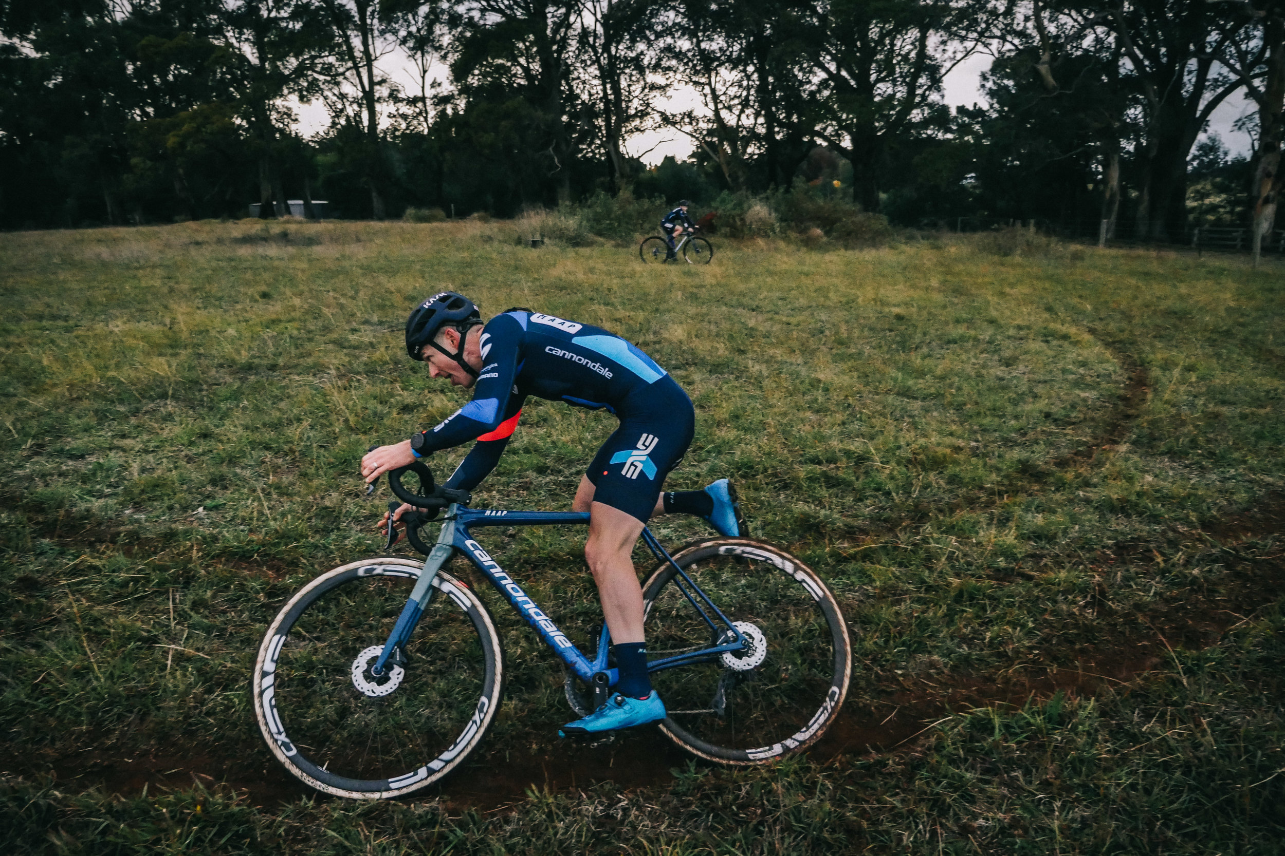 """Interested in racing 'cross? - """"Whether you are a seasoned cyclocross racer that eats ruts for breakfast, stepped up to the line a few times and want to get to the next level, or thinking about entering your first race ever, it's time to get down and dirty and start training.""""For our friends at MAAP, Fiona and the team put together handy guide on how to train for CX, including interval sessions and tips for riding technical sections."""