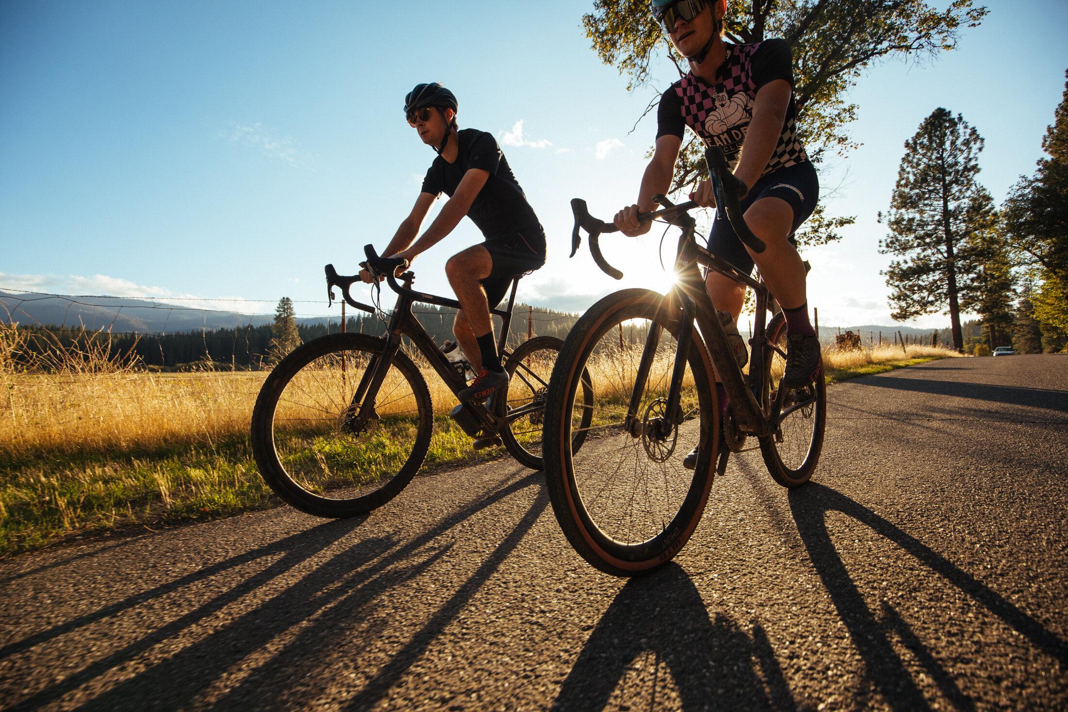 Bicycle Photography California Bike Race