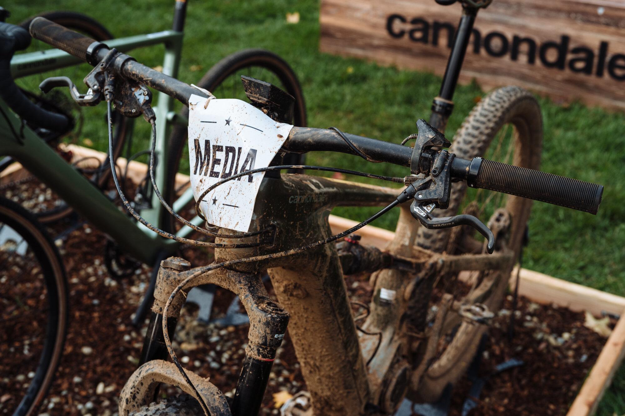 Bike Race Media Dirty Muddy