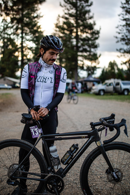 Bike Racer California LA Gravel