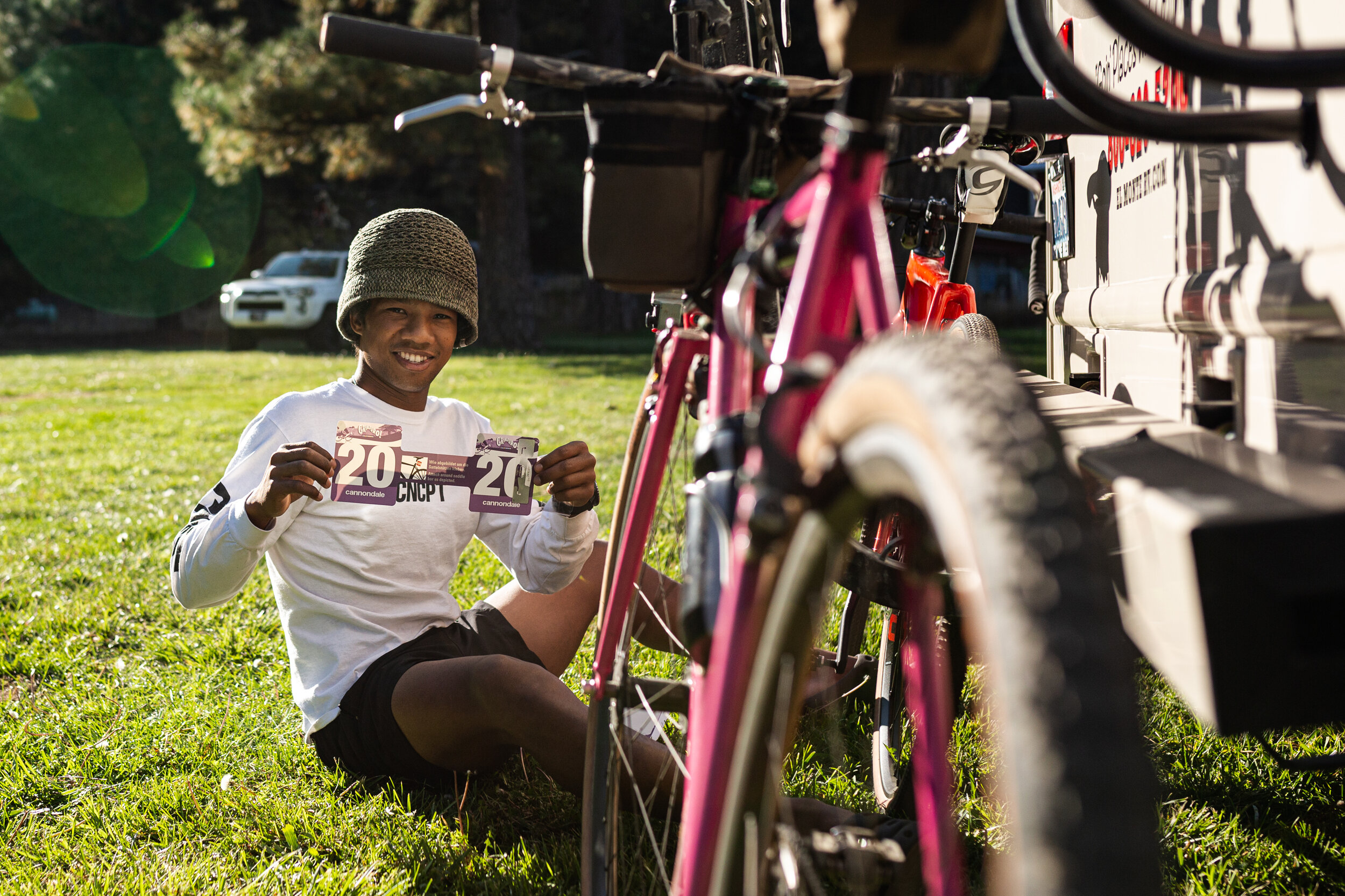 Bike Racers California LA Team CNCPT