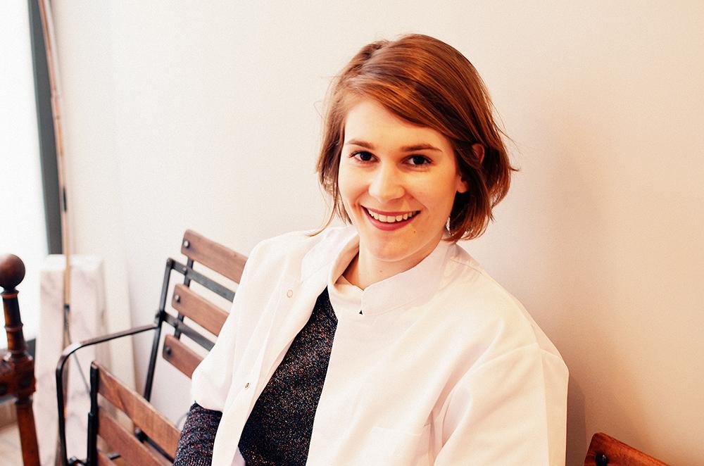 Clémentine Lacoste Infirmières D.E. Soins à domicile