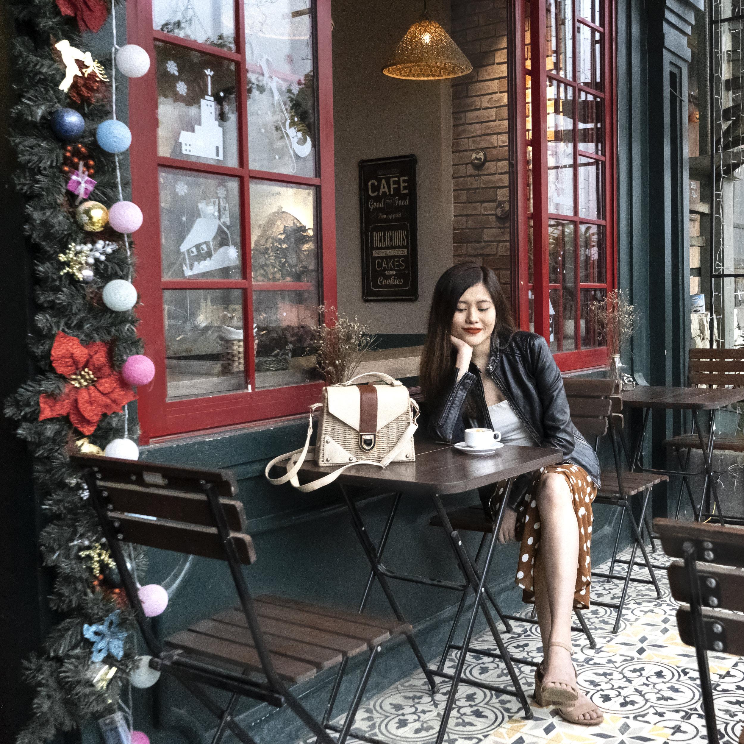 Cafe in Sapa
