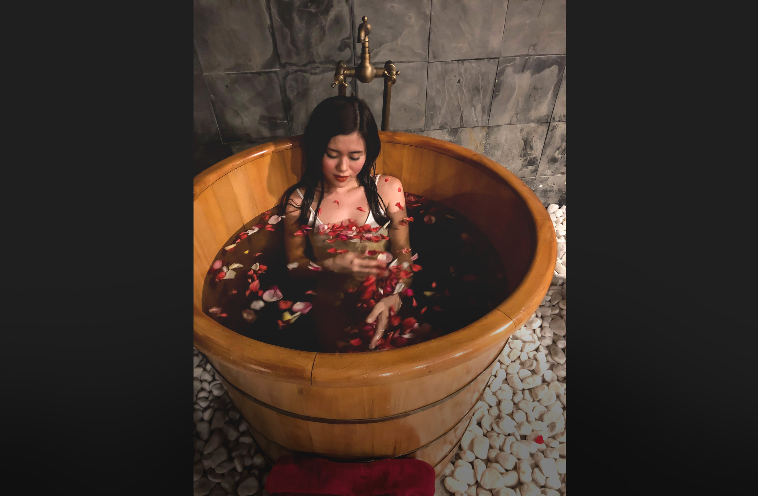 Red Dao Herbal Bath