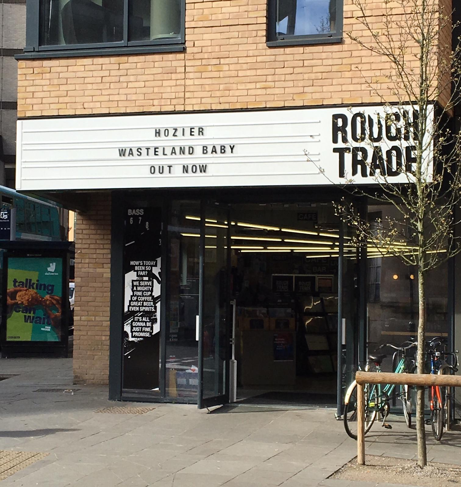 Rough Trade - Bristol -