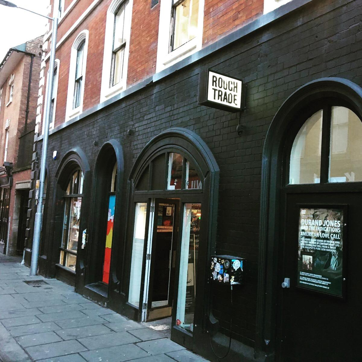 Rough Trade - Nottingham -