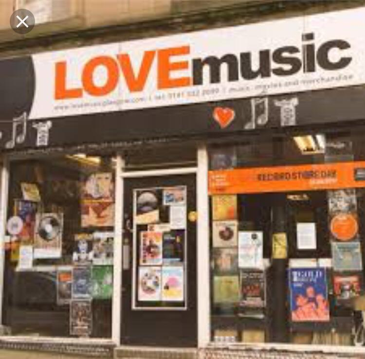 Love Music - Glasgow -