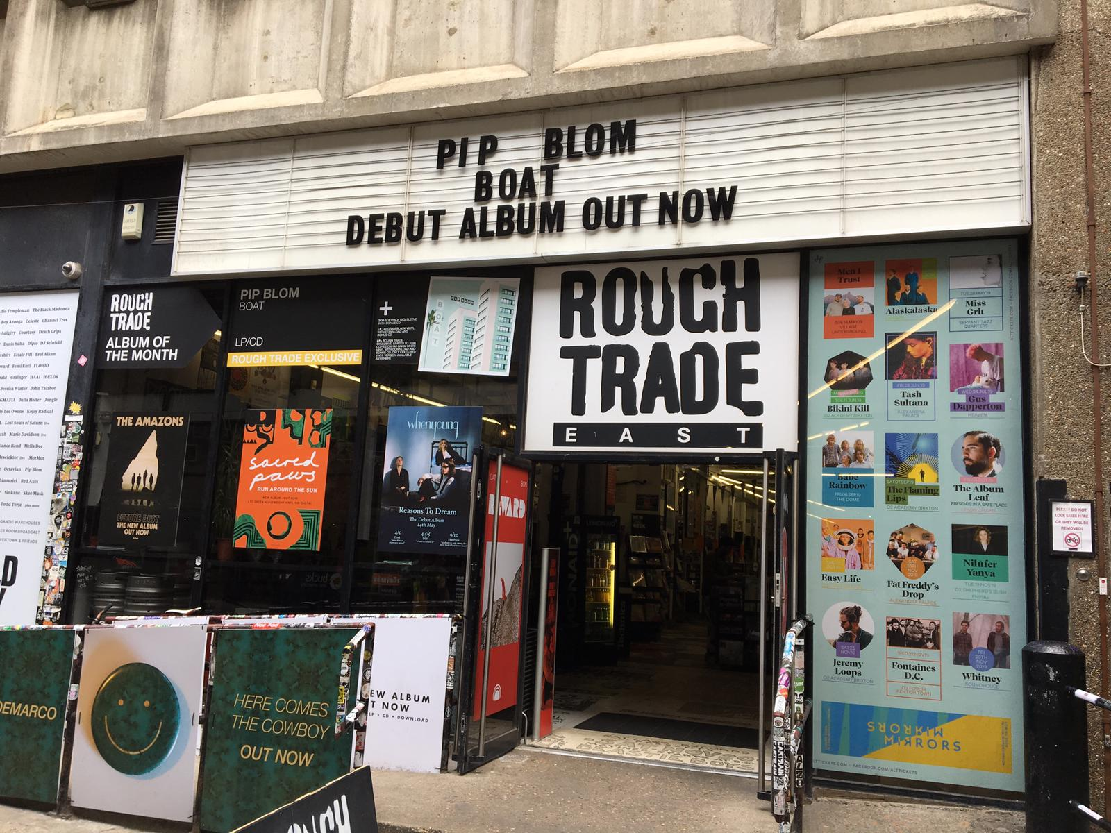 Rough Trade (East) - London -