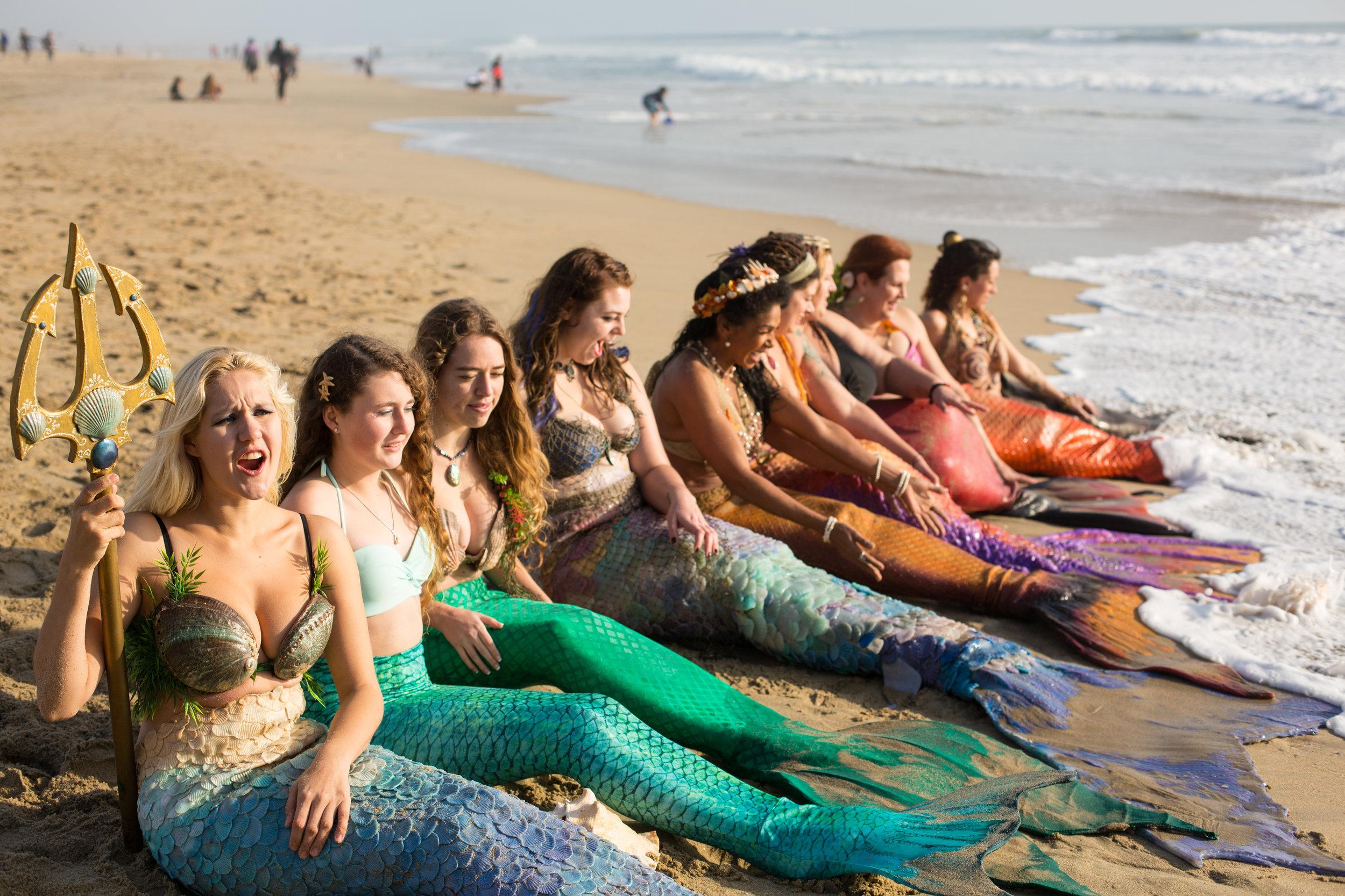 yohomo-mermaids