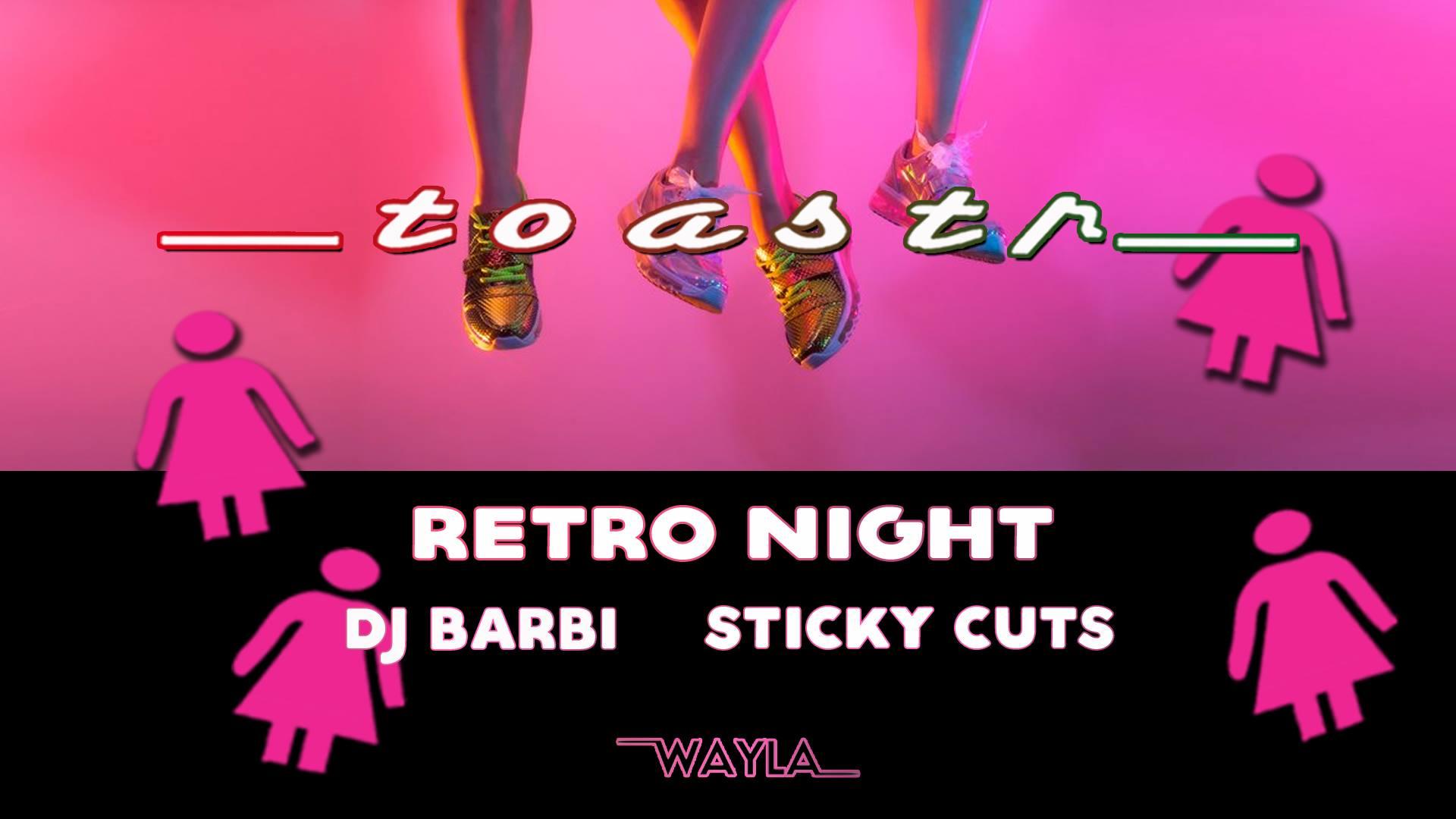 Toastr-retro-night