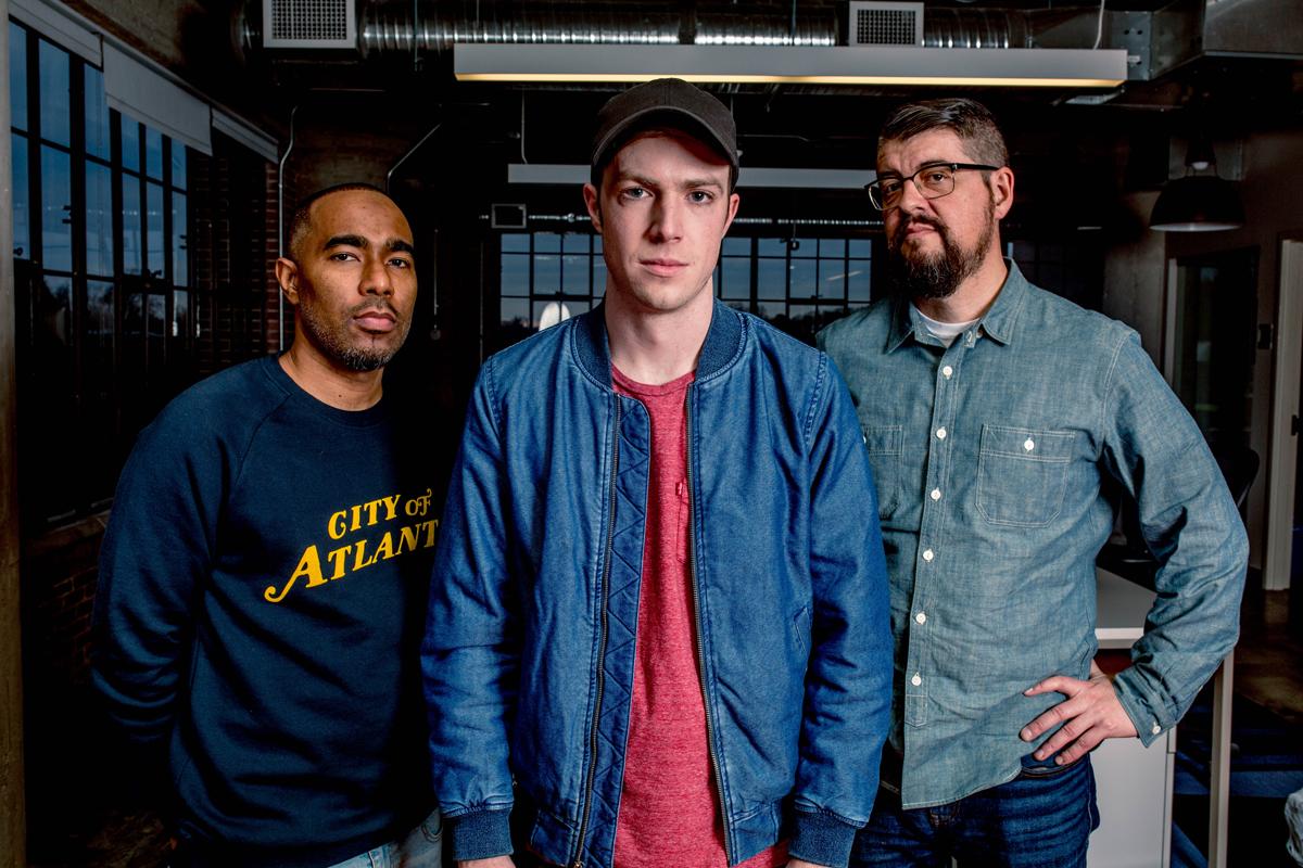 Atlanta Monster podcast team.