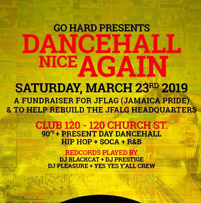 """GO-HARD-""""Dancehall-Nice-Again""""-Fundraiser-for-JFLAG"""