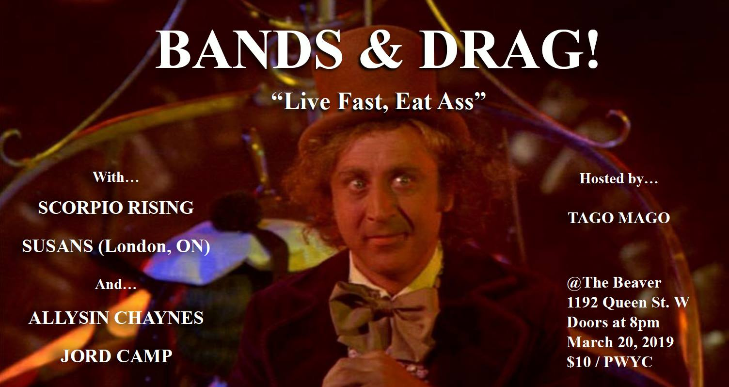 BANDS-DRAG!-Live-Fast-Eat-Ass