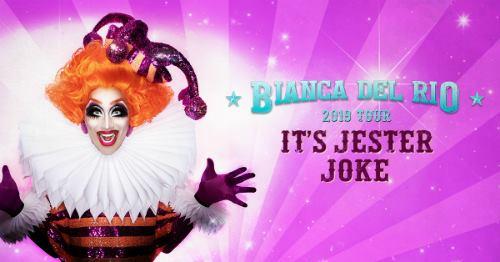"""Bianca-Del-Rio-""""It's-Jester-Joke"""""""