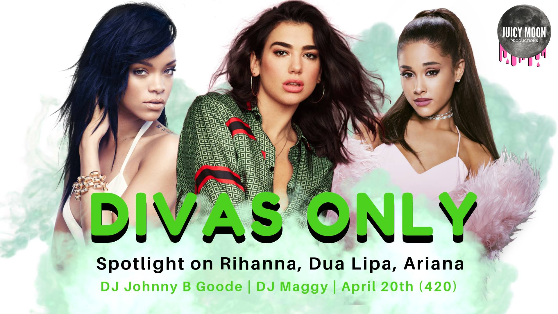 "Divas-Only-""green""-edition-starring-Dua-Lipa-Rihanna-Ariana"