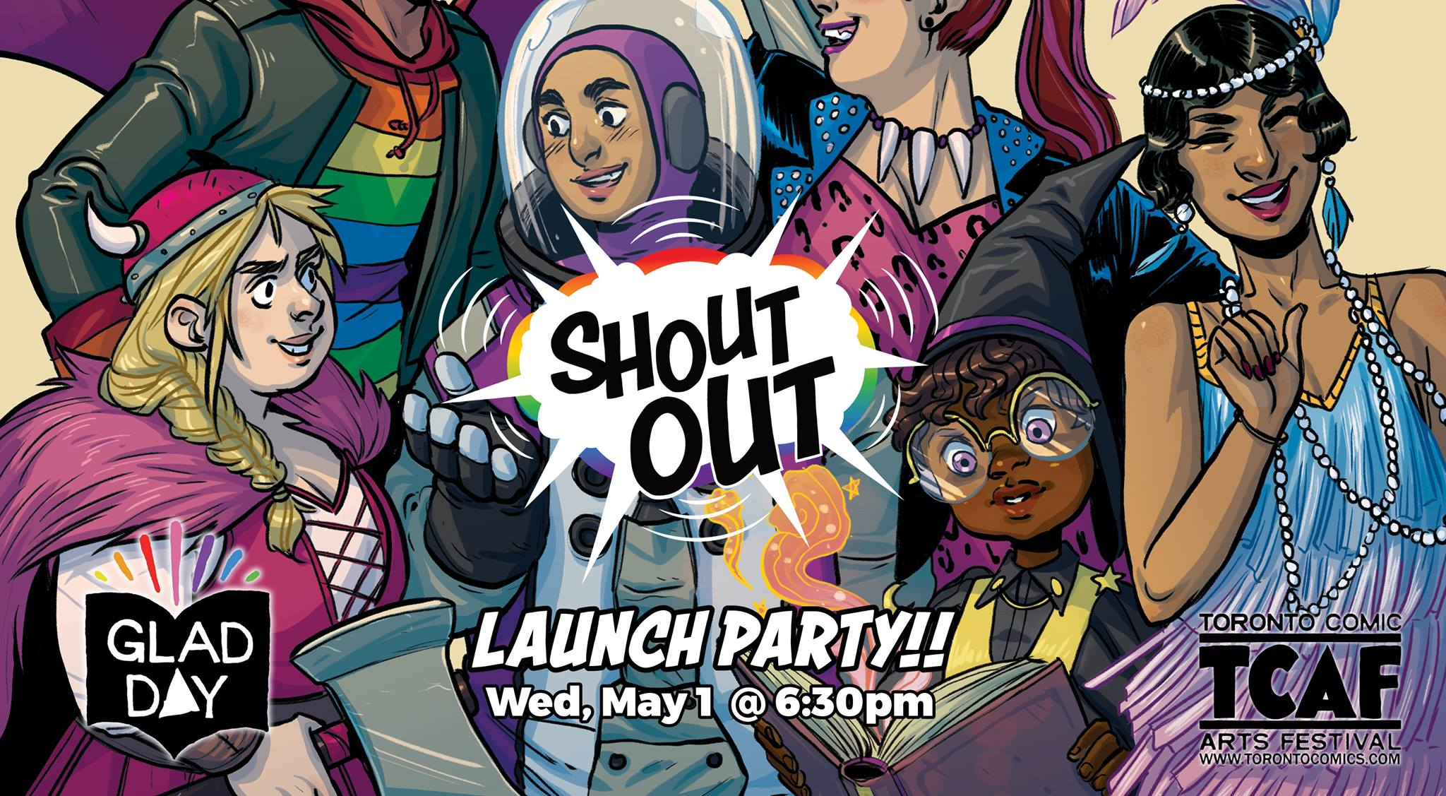 Shout-Out-Launch