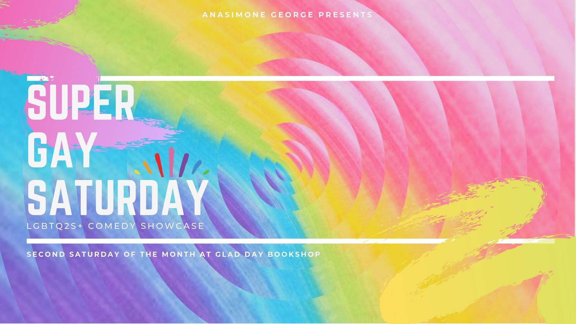 Super-Gay-Saturday-August!