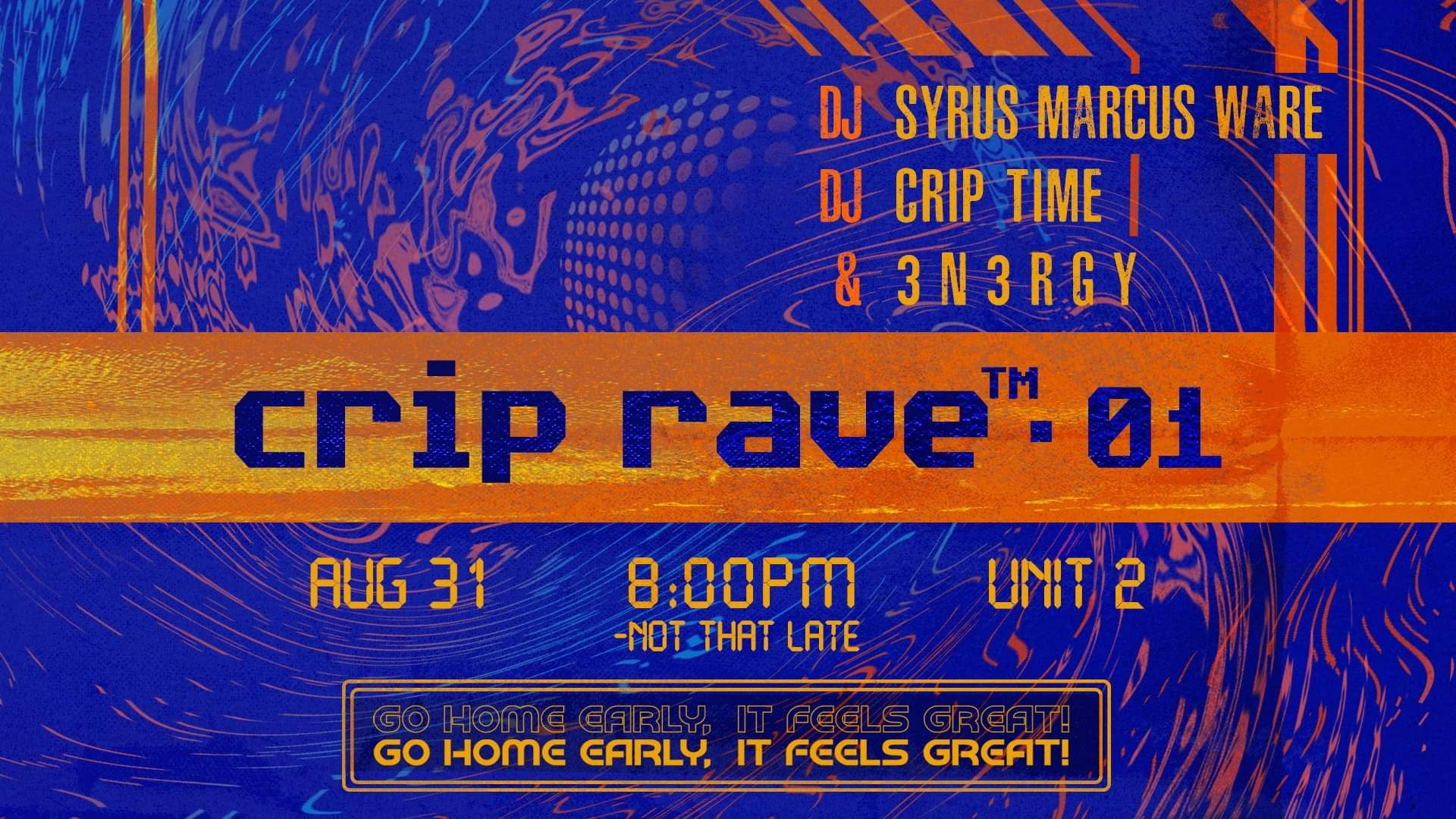 CRIP-RAVE™ • 01