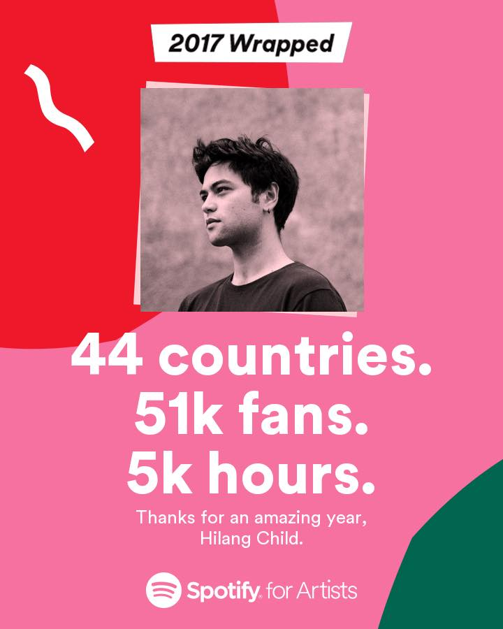 Here's to the 51,000 🍻. Thanks to all who've been there this year, bigger plans for 2018, stick around for big news soon x
