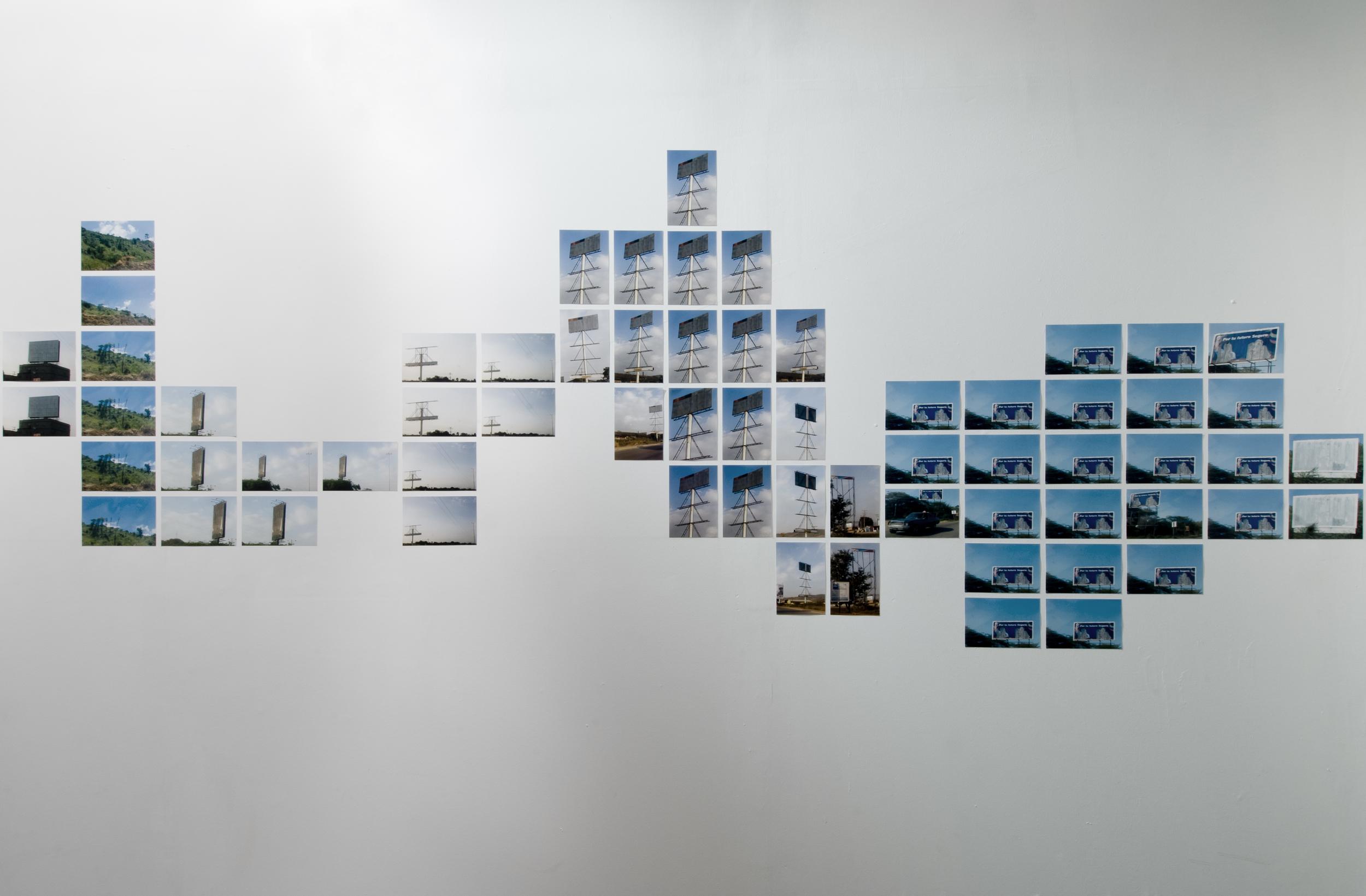Esperanza Mayobre © 2012  ,   Museos Viales  . 105 Photos. Variable dimensions. Courtesy of the artist.