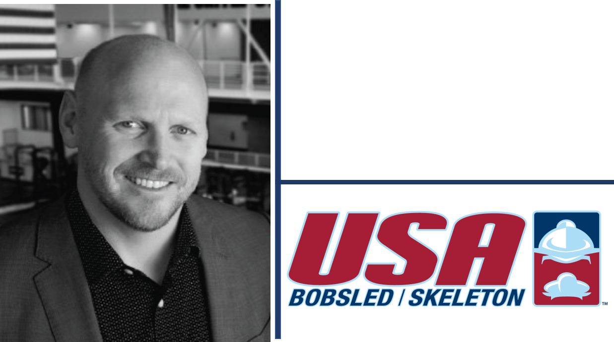 Darrin Steele, CEO, USA Bobsled and Skeleton