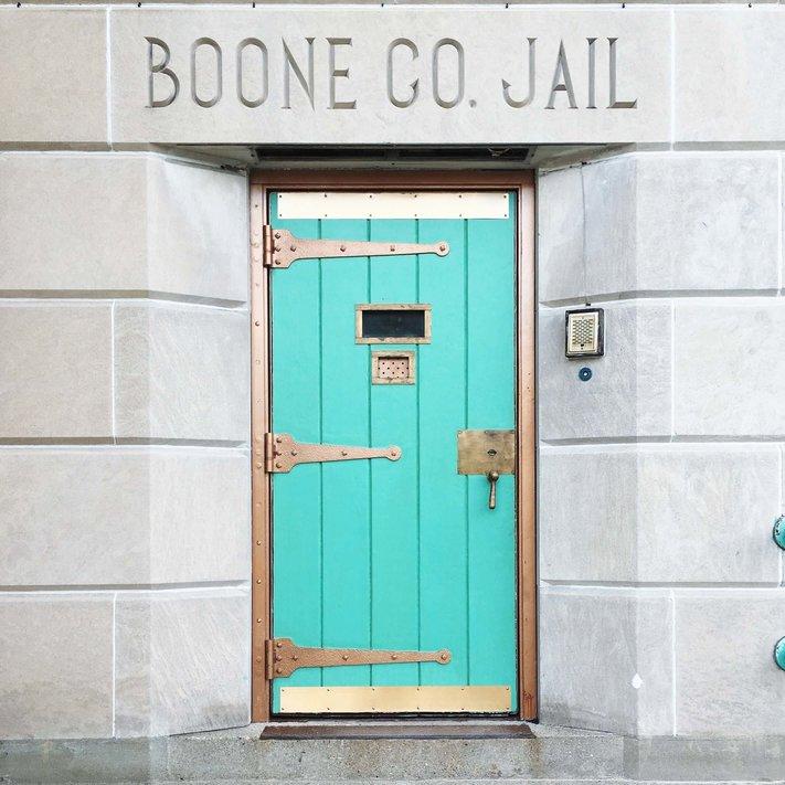 Photo by  @RaioSunshine  | Boone County Jail | Lebanon, Indiana