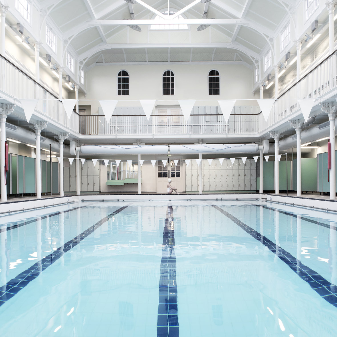Photo by  @SooUKdotcom  | Glenogle Baths | Edinburgh, Scotland