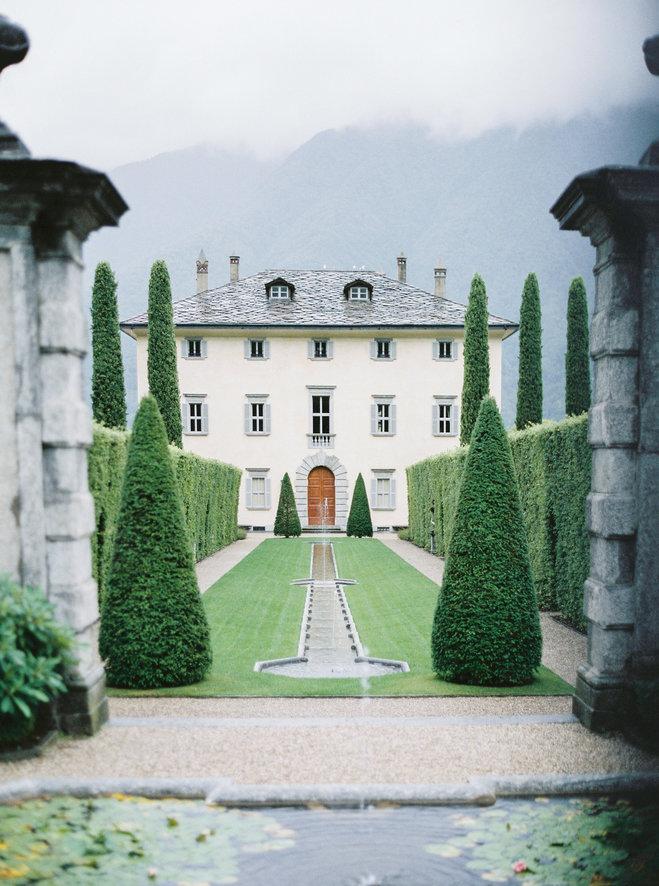 Photo by  @JulieMPhotos  | Villa il Balbiano | Como, Italy