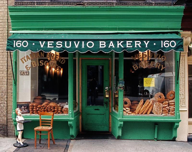 Photo by  @JamesAndKarla  | Vesuvio Bakery | New York, New York