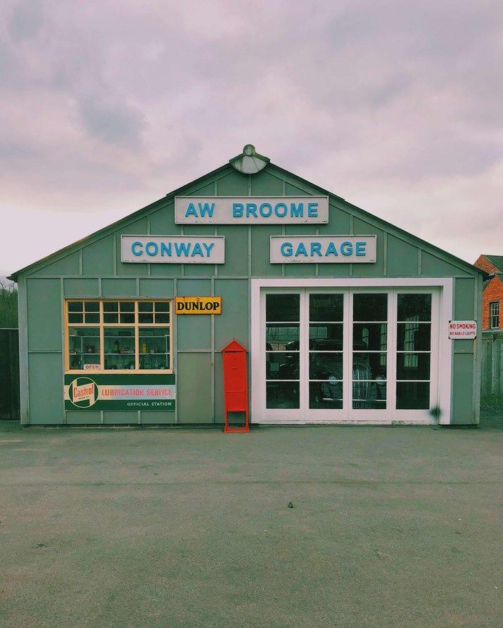 Photo by  @NicholasHugginsDesign  | Black Country Living Museum | Dudley, England