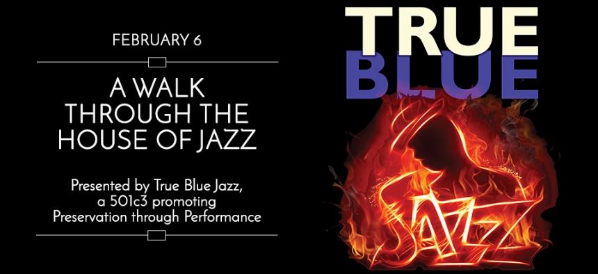 Theater Marketing - Jazz Event - Web Content - True Blue Jazz
