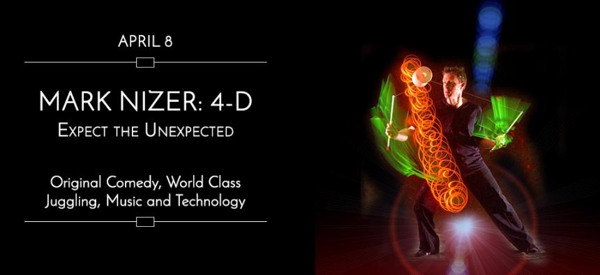Theater Marketing - Magic Show - Web Content - Mark Nizer 3D