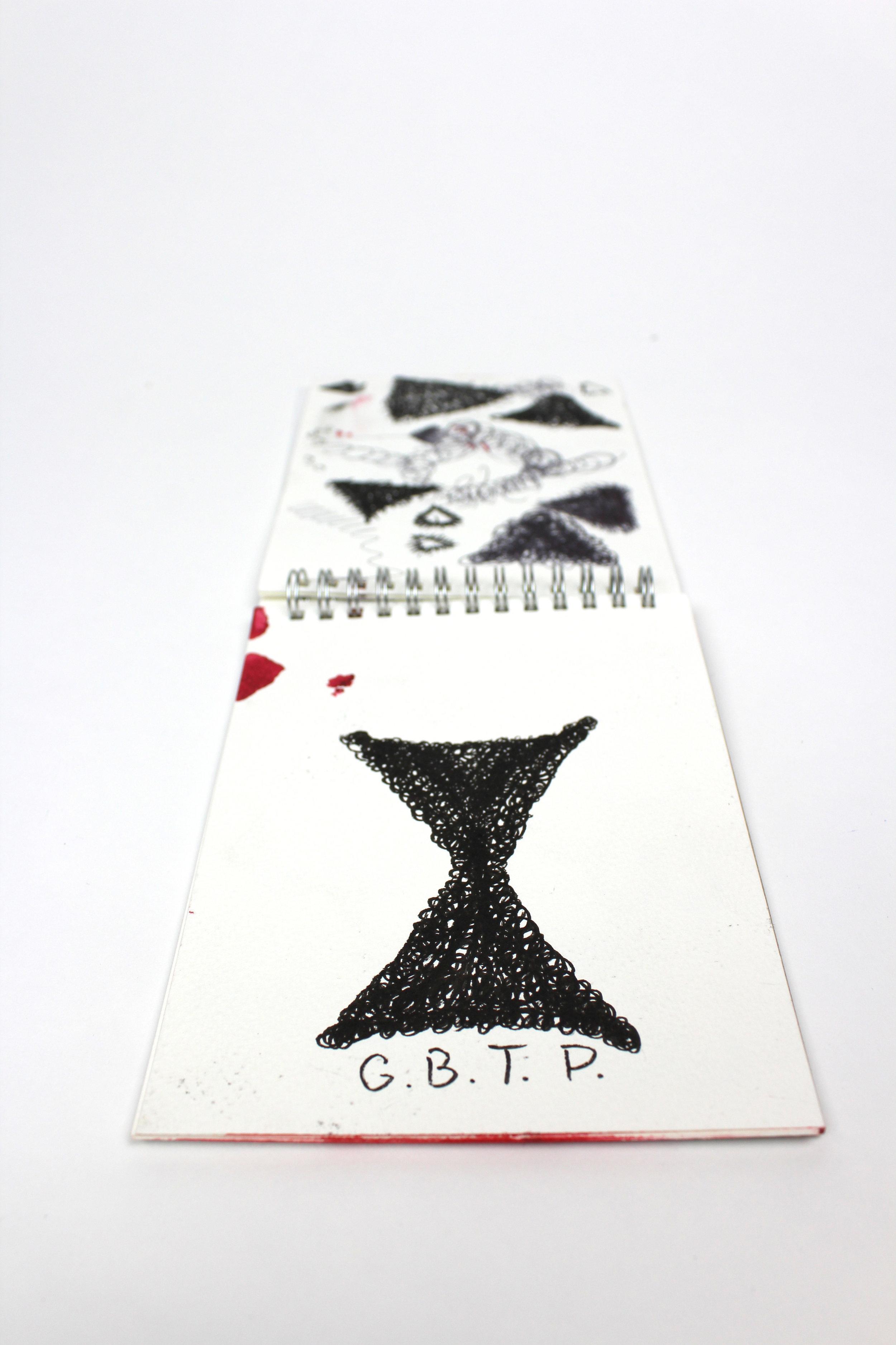 G.B.T.P.  9 x 12 inch
