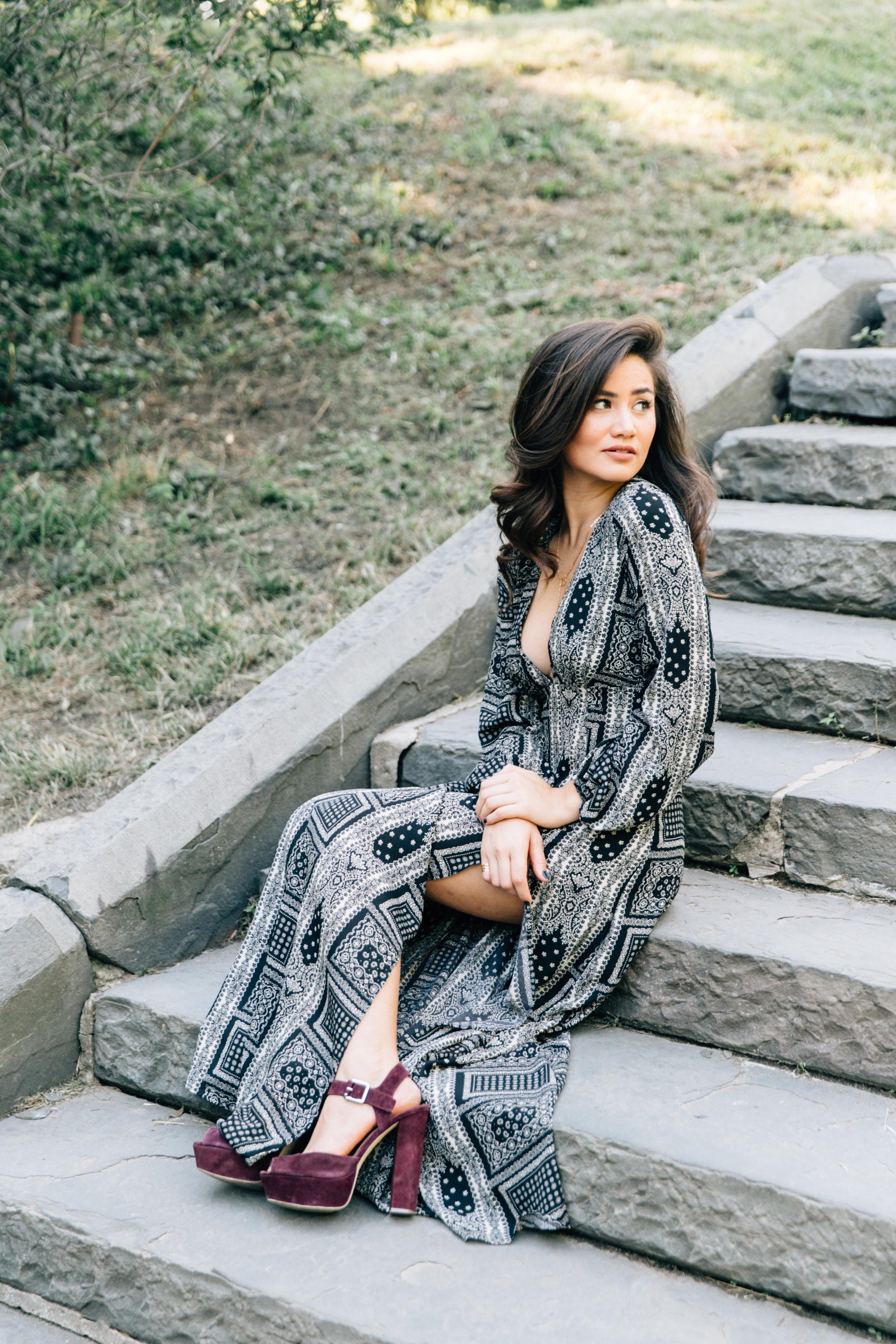 Central Park Dress Caila Quinn