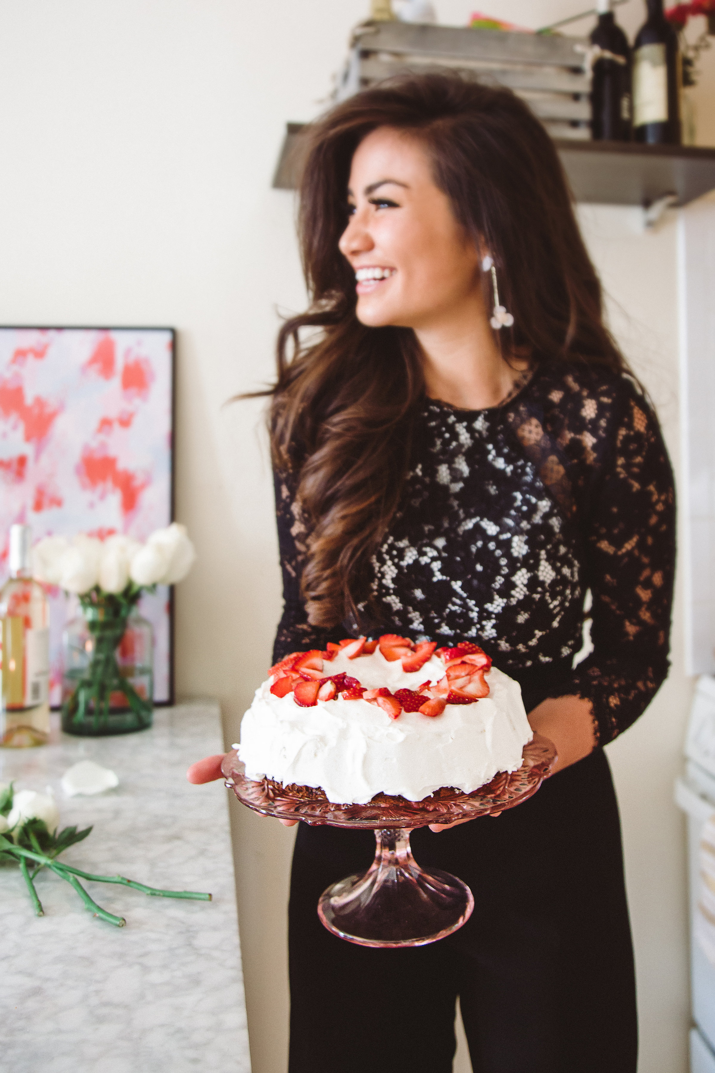 Strawberry Shortcake With Love Caila