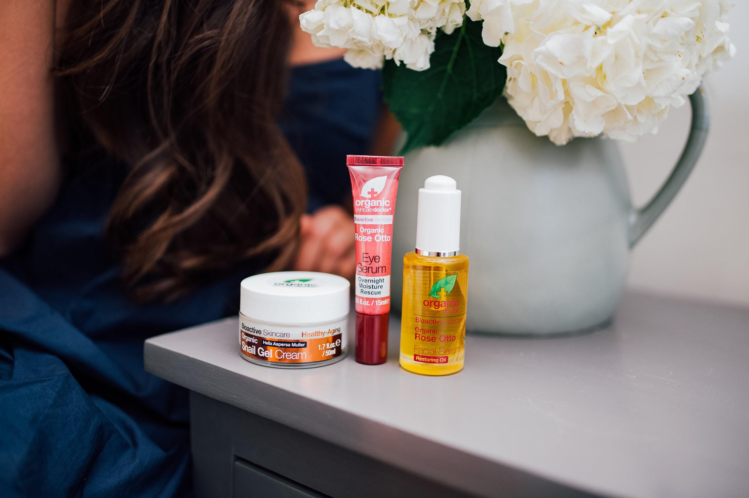 Caila Quinn Organic Skincare Travel Beauty