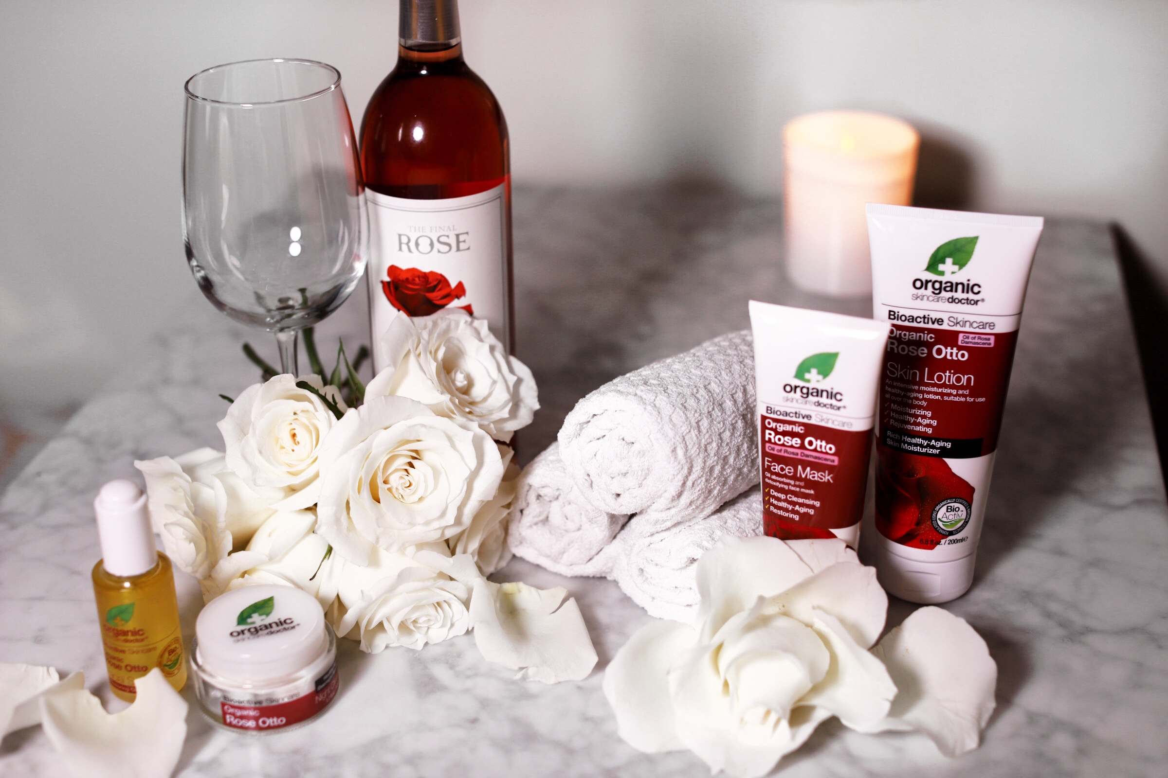 Bachelor Inspired Spa Night with Organic Doctor and Caila Quinn