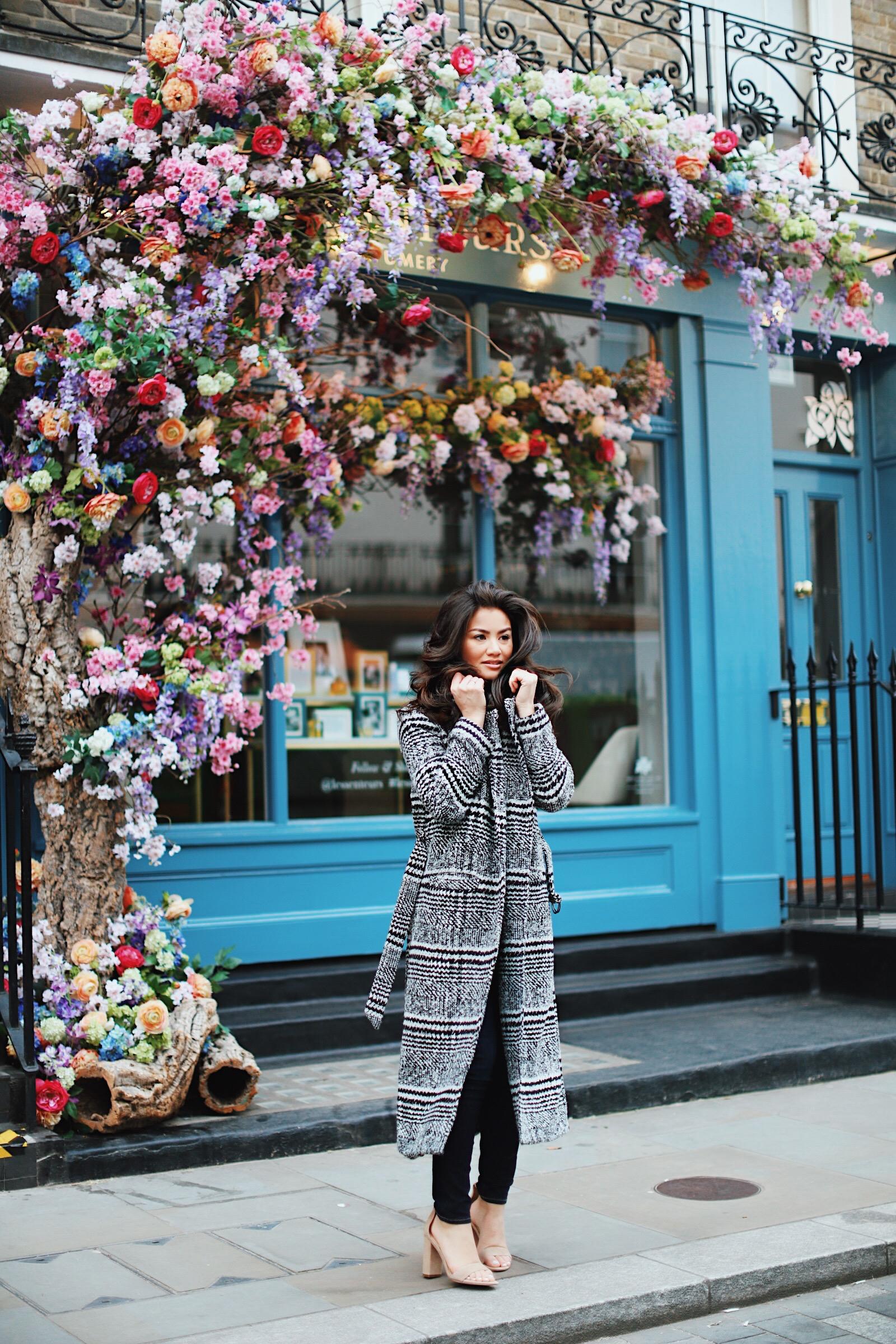 Caila Quinn London Coat
