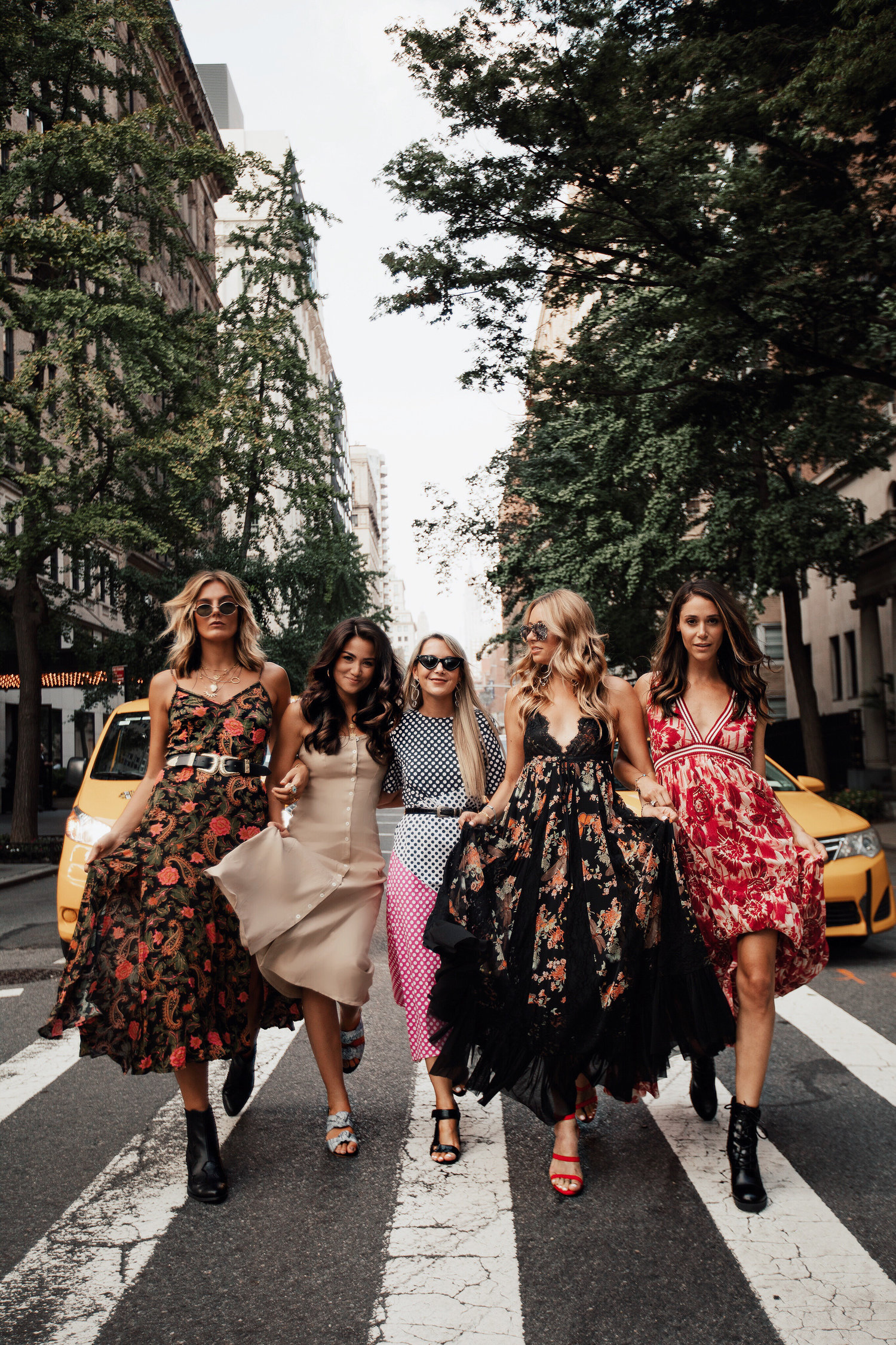Caila Quinn and DSW Style Squad