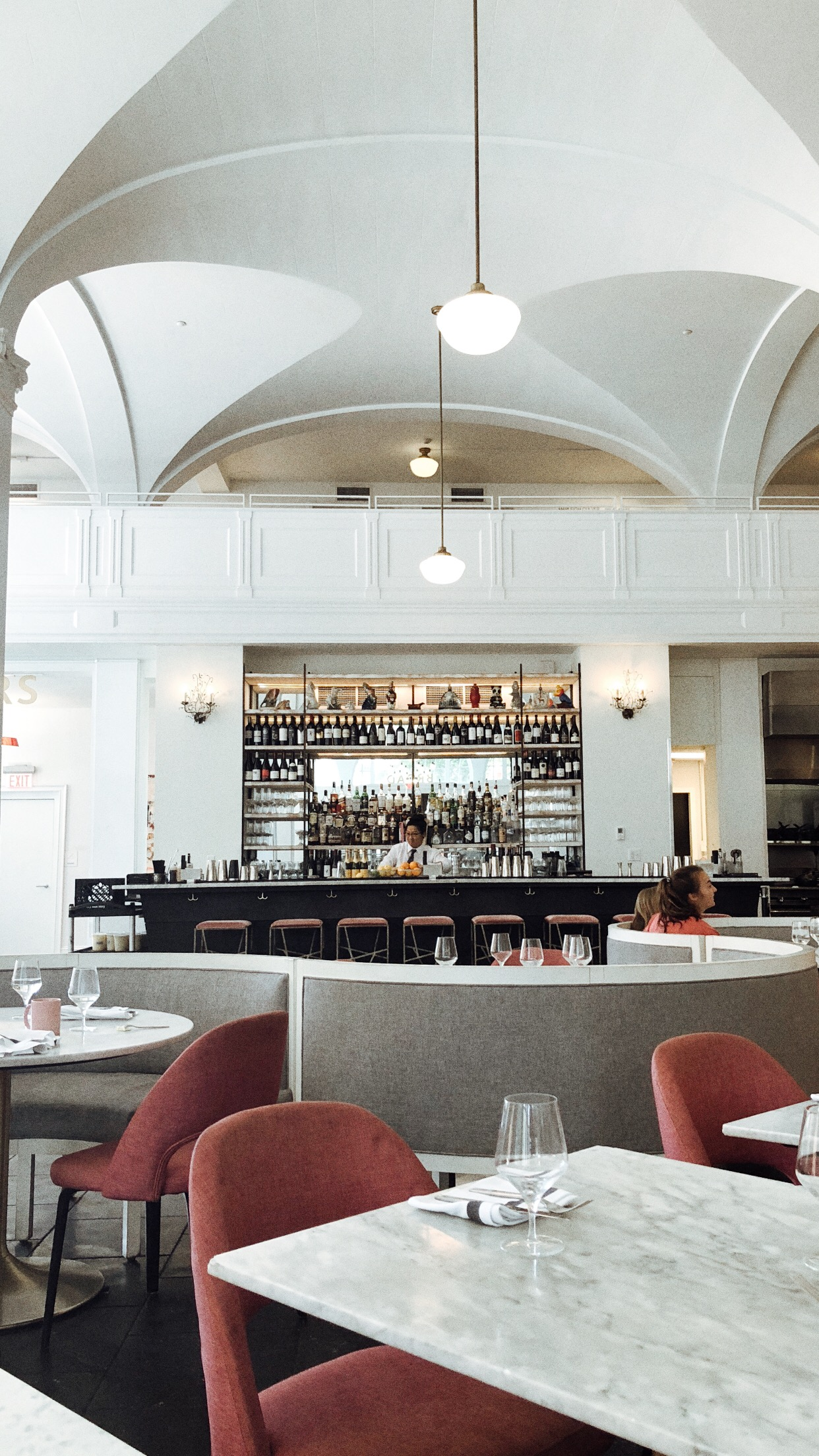 images above: Quirk Hotel