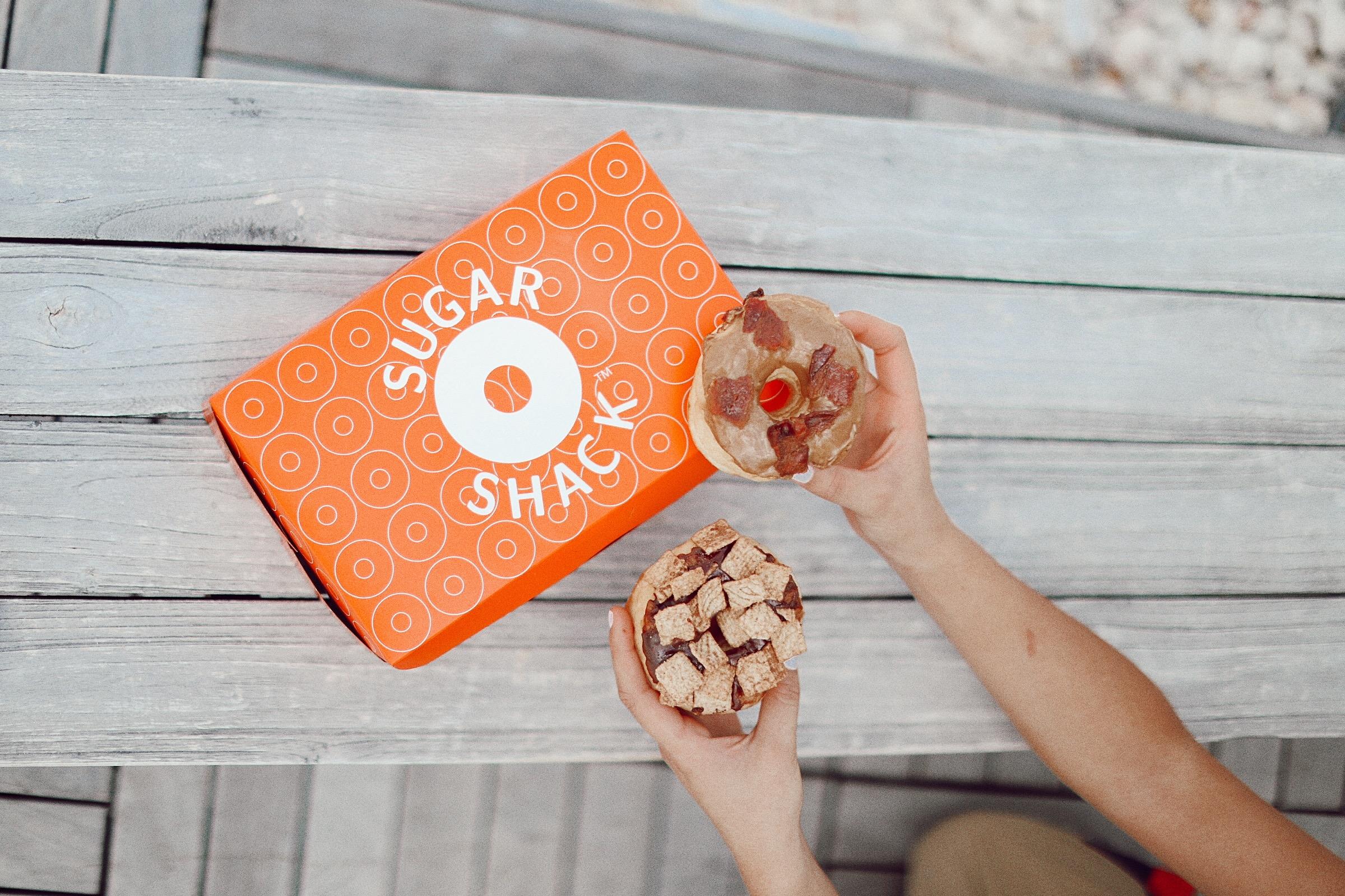 Caila Quinn Richmond Virginia Travel Guide Sugar Shack Donuts