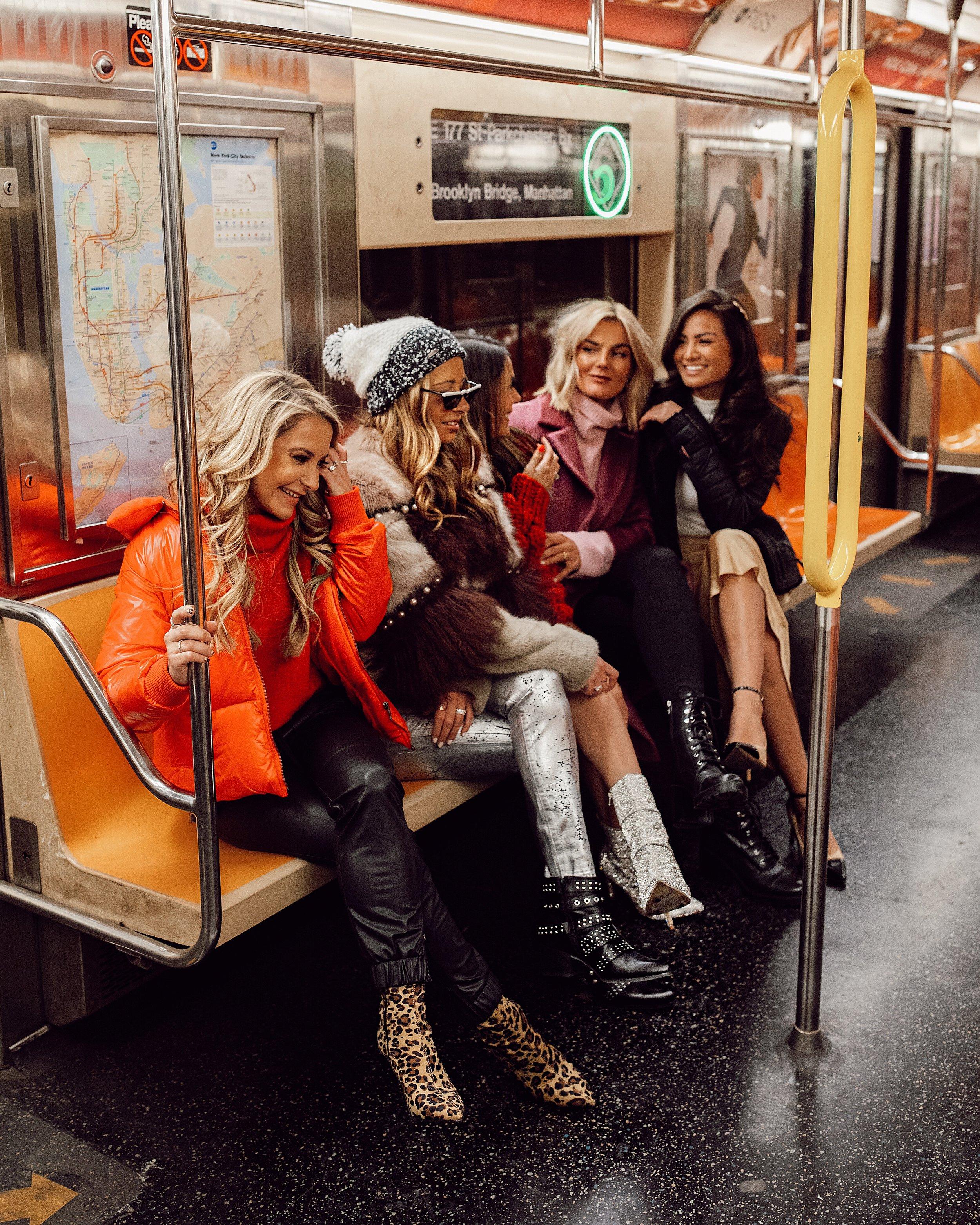 Caila Quinn The Bachelor New York City DSW Style Squad Shoe Picks December