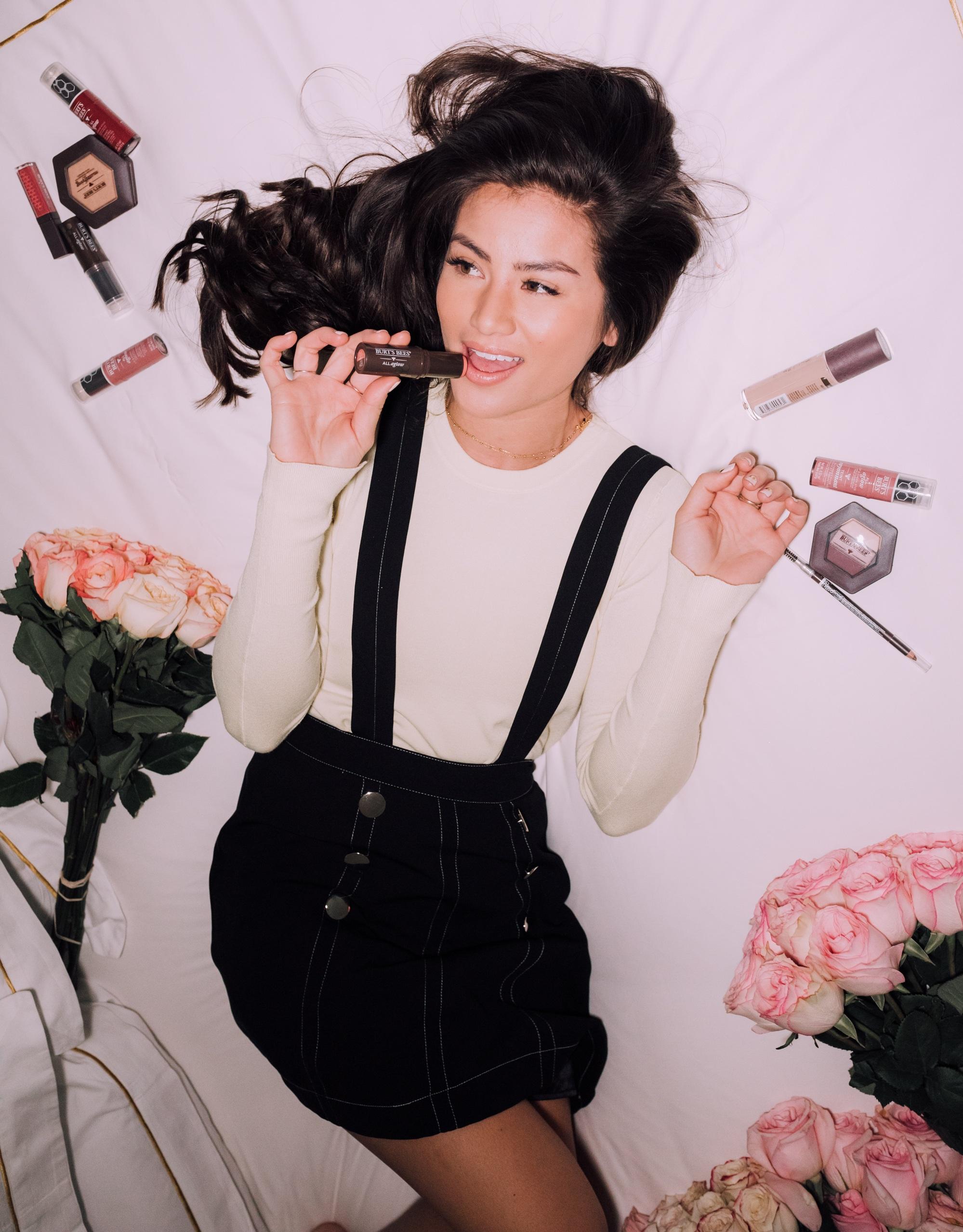 New+York+Fashion+Week+Burt%27s+Bees+Beauty+with+The+Bachelor+NY+Blogger+Caila+Quinn