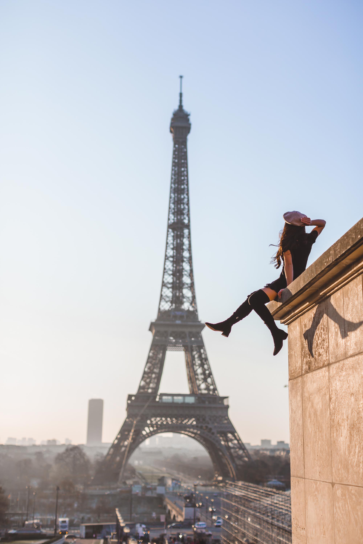 Caila Quinn The Bachelor Paris Blogger Travel Guide France Eiffel Tower